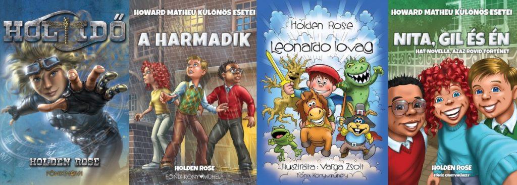 Könyveim 2017-ben