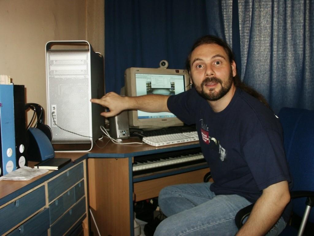 Az első Mac-em