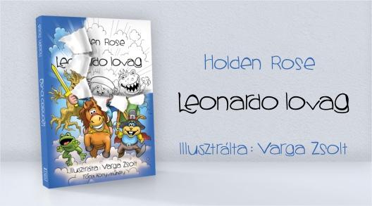 Leonardo lovag, a színtelen könyv